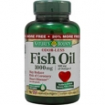 Nature's Bounty Fish Oil Odorless 1000 mg - 120 Softgels