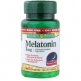 Nature's Bounty Melatonin 1 mg - 180 Tablets