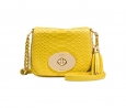 COACH LIV CROSSBODY IN PYTHON EMBOSSED LEATHER