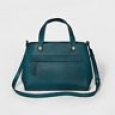 Women's Satchel Handbag - Merona Teal