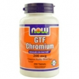 NOW Foods GTF Chromium 200 mcg - 250 Tablets