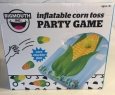 Big Mouth Toys Cornhole Party Toss Game - Food Flying Fun