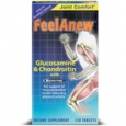 Natrol FeelAnew Glucosamine and Chondroitin with Natural Cox-2 Inhibitor 120 Tablets