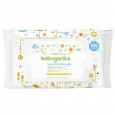 Babyganics Face, Hand & Baby Wipes Fragrance Free