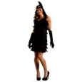 Flapper Costume - Medium/Large - Dress Size 10-14