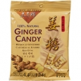 Natural Ginger Candy 4.4 Ounces Chews