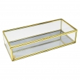 Threshold Decorative Glass Storage Box