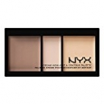 NYX Cream Highlight & Contour Palette (Medium)