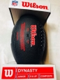 Brand Nfl Wilson Dynasty Junior Size Football Ages 9+ Composite Black