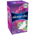 Always Radiant Pads With Wings Heavy, 26 ea