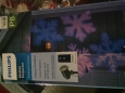 Philips Christmas Led Motion Snowflake Projector With Remote - Multicolore