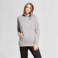 Women's Oversized Hoodie - Mossimo Supply Co. Heather Gray Xxl