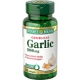 Nature's Bounty Garlic Odorless 1000 mg - 100 Softgels