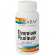 Chromium Picolinate 200 MCG 200 Tablets