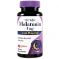 Melatonin Fast Dissolve 5 MG 90 Tablets
