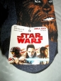 Star Wars 6 Pk Ankle Socks. Chewbacca.yoda.vader. C3po. Trooper.sz 3-10