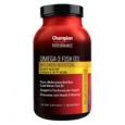 Champion Nutrition Omega 3 Fish Oil Orange 120 Softgels