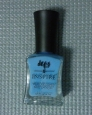 Defy & Inspire Water Resistant Nail Lacquer Polish - Big Brother (blue) 265