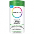 Everyone's Omega Fish Flax Oil 60 Softgels