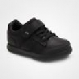 Toddler Boys' Surprize By Stride Rite Darrell Uniform Sneakers - Black 6