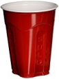 Solo Squared Red Cups, 18 Oz, 72 Count