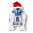 Throw Pillow Star Wars R2-D2 White