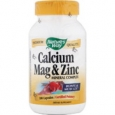 Nature's Way Calcium Mag and Zinc Mineral Complex 100 Capsules