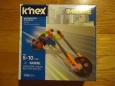 K'nex - Motorcycle Building Set 61 Pieces For Ages 5+ Construction Education Toy