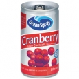 OCS20450 - Ocean Spray Cranberry Juice Drink; Cranberry; 5.5 oz Can