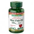 Natures Bounty Mini Fish Oil Odorless