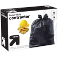 Up & Up 24ct 45 Gallon Contractor Bag