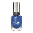 Complete Salon Manicure Nail Polish Blue my Mind