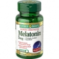 Nature's Bounty Melatonin Super Strength 5 mg - 90 Softgels