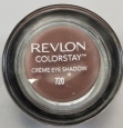 Revlon Colorstay Creme Eyeshadow - Chocolate 720 - Winter 2016 Item