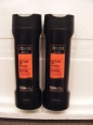 Axe Shampoo Adrenaline Deep Clean 2 In 1 With Charcoal 12 Fl Oz (4 Pack)