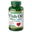 Natures Bounty Fish Oil 1200 mg Softgels