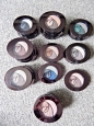 Boots No7 .. 1x Stay Perfect Trio Eye Shadow.. Sugar Plum... Brand
