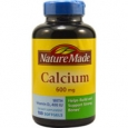 Nature Made Calcium 600 mg - 100 Liquid Softgels
