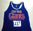 Nfl York Giants Football Women's (teens) Juniors Tank Top Sz 3/5