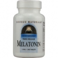 Source Naturals Melatonin Timed Release 2 mg - 240 Tablets