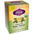 Green Tea Pure Green 16 Bag