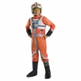 Star Wars X-wing Fighter Pilot Kids Child Costumemedium 8-10newrubies 630447