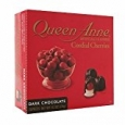 Queen Anne Cordial Cherries Dark Chocolate 20 pieces 13.2 ounces