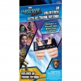 32ct Valentine's Day Guardians of the Galaxy Thumb War Cards, Multi-Colored