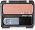 CoverGirl Cheekers Blush, Brick Rose 180, 0.12 Ounce