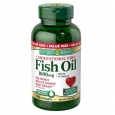 Nature's Bounty Cholesterol Free Fish Oil, 1000mg, Softgels