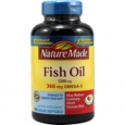 Nature Made Fish Oil 1200 mg - 100 Liquid Softgels