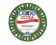 "Dixie Ultra 10"" Snowing Forest Holiday Plates - 20 Count"