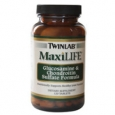 Twinlab MaxiLIFE Glucosamine and Chondroitin Sulfate 120 Tablets
