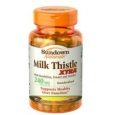 Nature's Bounty Milk Thistle Natural Capsules